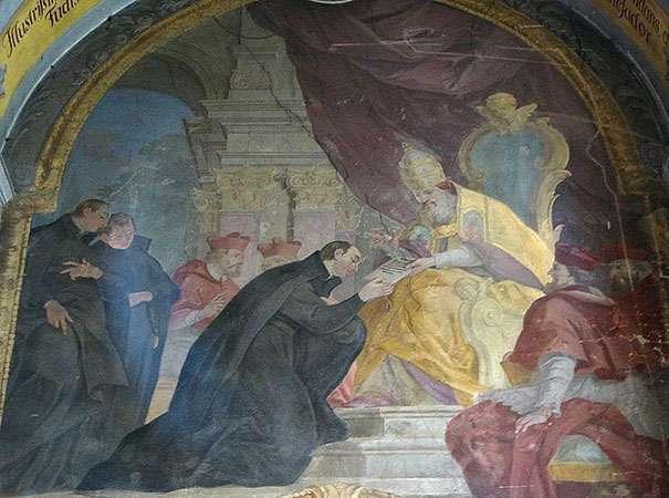 орден иезуитов возник в каком году