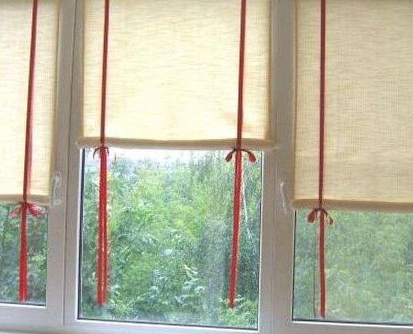 Китайские шторы своими руками пошаговое фото 82