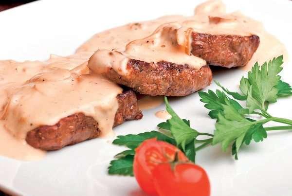 НЛО давно мясо по-французски под соусом бешамель поиск