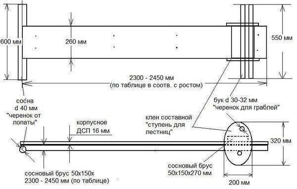 Как сделать доску Евминова самому. Фото с сайта www.facebook.com/