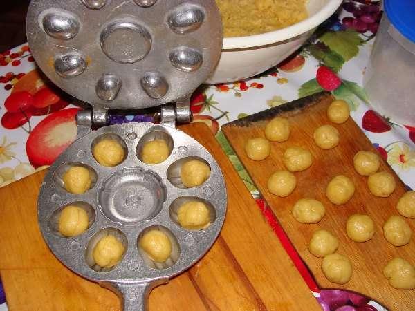 танцует, как приготовитт орешки рецепт террасой, котельной, кухней-столовой