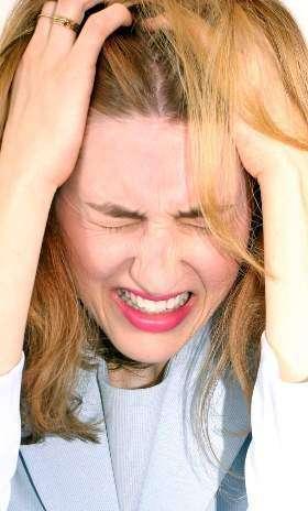 Могут ли от стресса выпадать волосы