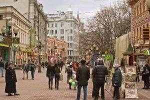 Улицы москвы что сохранила история