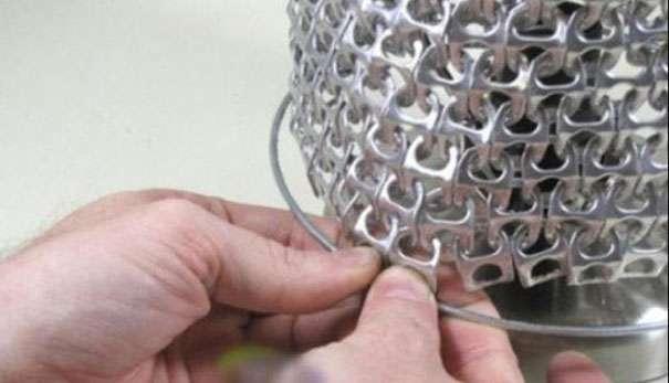 Как украсить настольную лампу своими руками