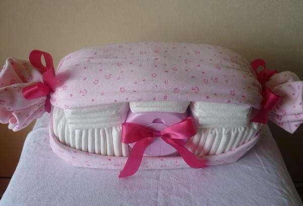 Подарок на рождение девочке своими руками