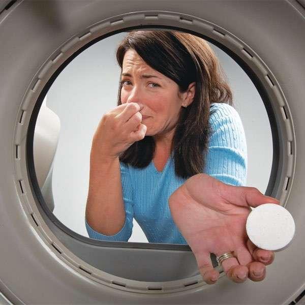 Как сделать чтобы не воняло из стиральной 732