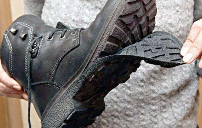 Как отремонтировать подошву кроссовок своими руками 45