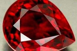 Рубин камень магические свойства фото
