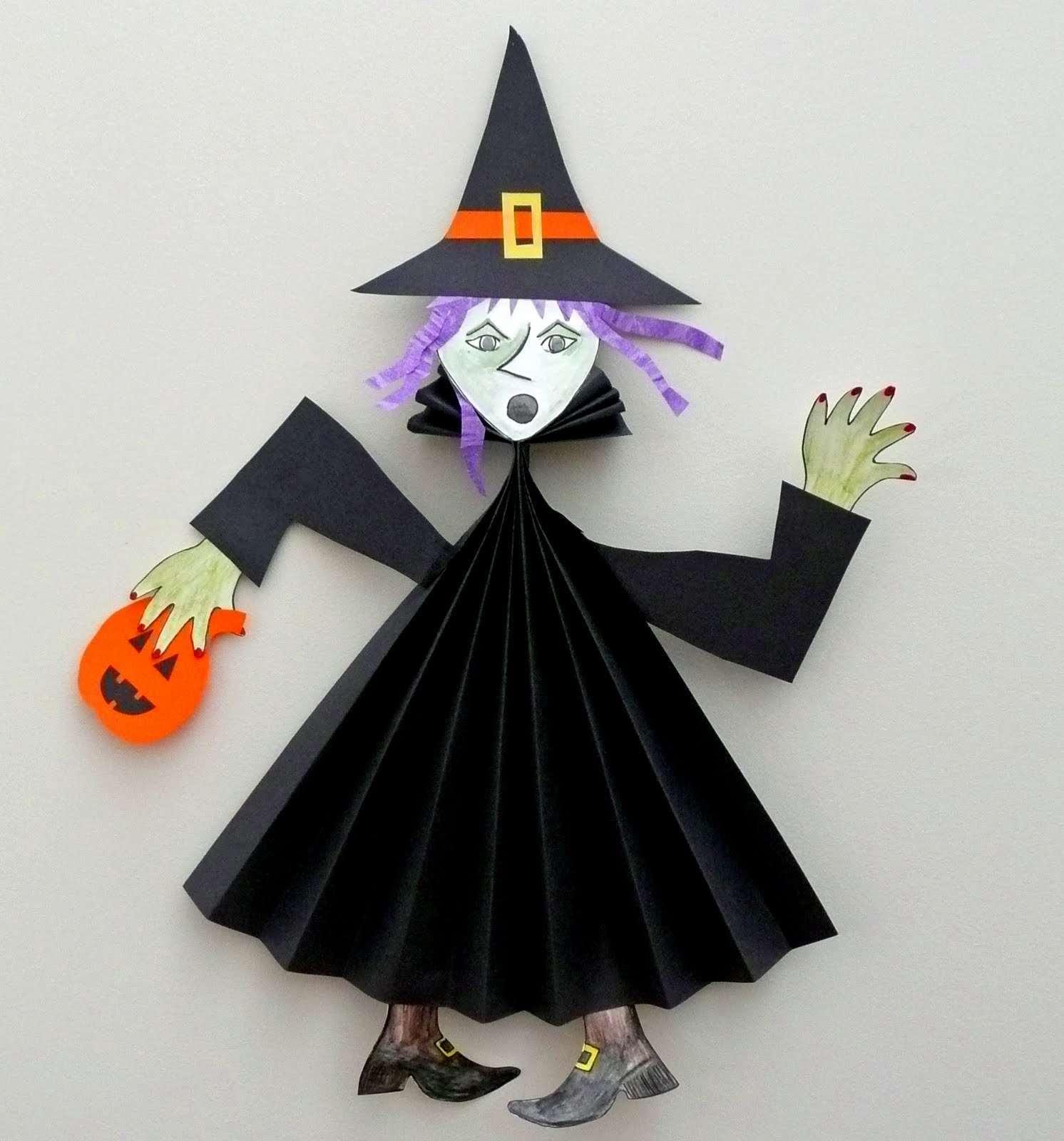 Праздник хэллоуин и поделки