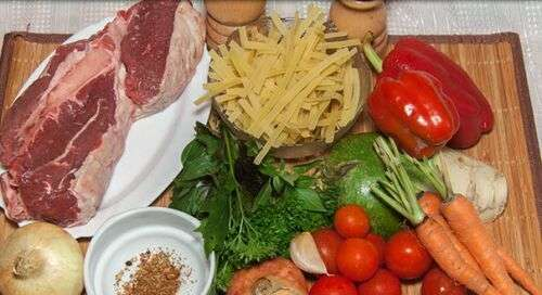 рецепт лагмана из баранины