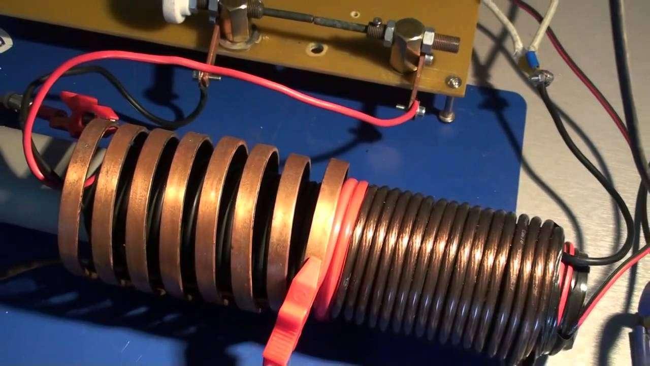 генератор свободной энергии с замозапиткой схема