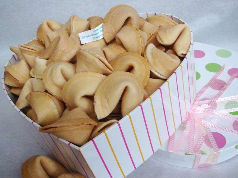 Печенье с пожеланиями своими руками рецепт с фото 80