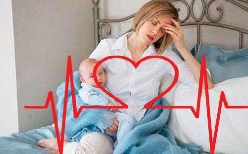 понизить давление кормящей маме