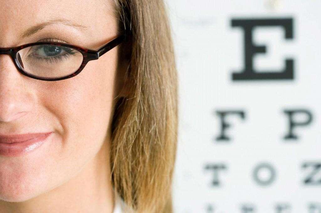 шейный остеохондроз зрение