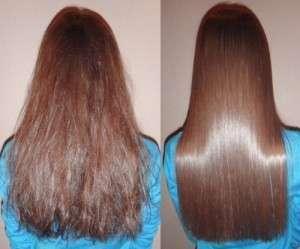 Рецепты масок для ламинирования волос без желатина