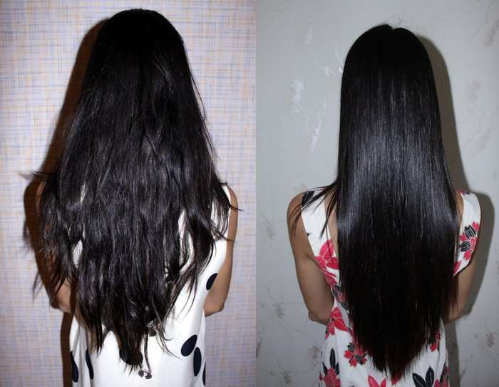 Ламинирования для волос в домаы