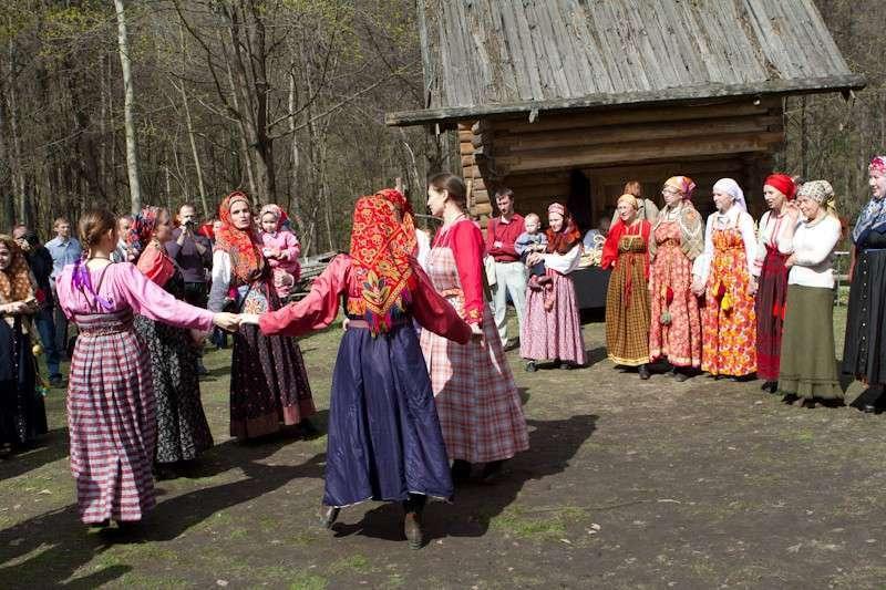 Фото весенние праздники по старинному календарю