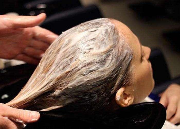 Сухое масло для волос преображающий уход