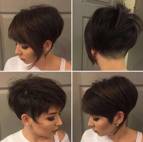 Плетение кос на короткие волосы: 10 вариантов с фото