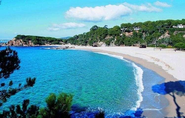 Барселона испания аликанте пляжи