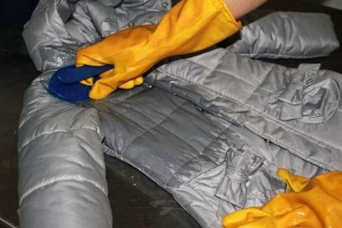 Чем можно отстирать мазуту в домашних условиях 243