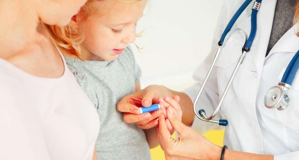 сахарный диабет у детей норма сахара в крови