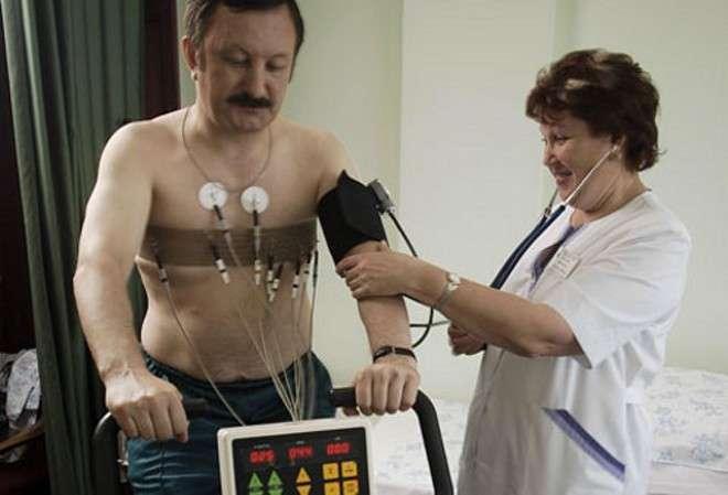 реабилитация и лечение инфаркта