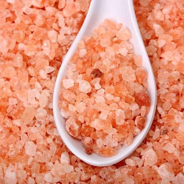 Розовая соль гималайская: полезные свойства