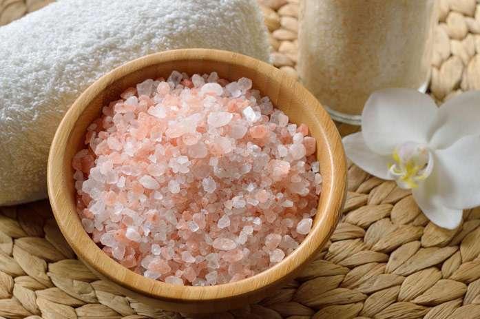 Гималайская соль для бани: как использовать правильно?