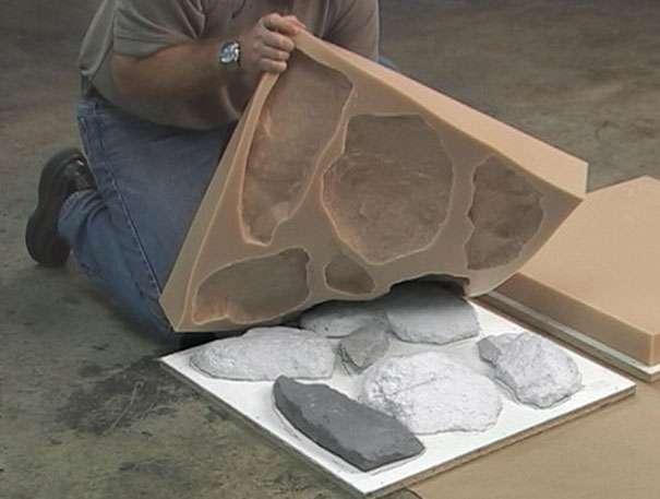 """Как сделать искусственный камень своими руками из гипса или цемента? - журнал """"Рутвет"""""""