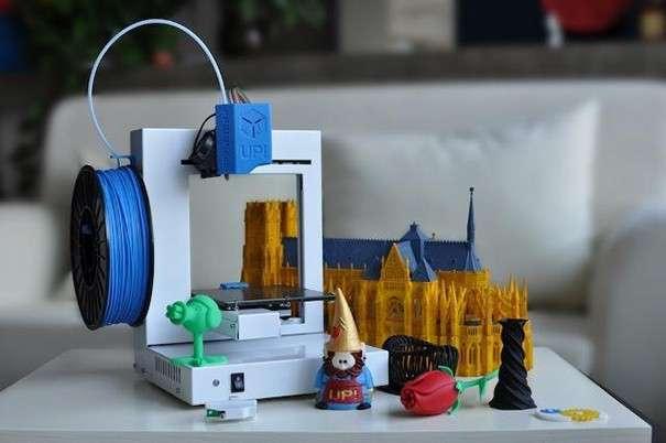 Использование 3д принтера для малого бизнеса