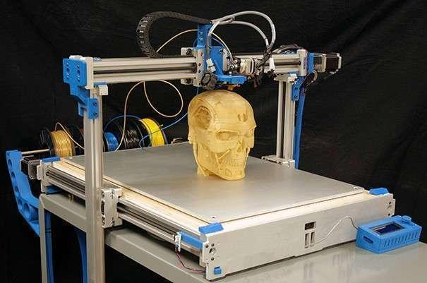 Изготовление продукции на 3д принтере