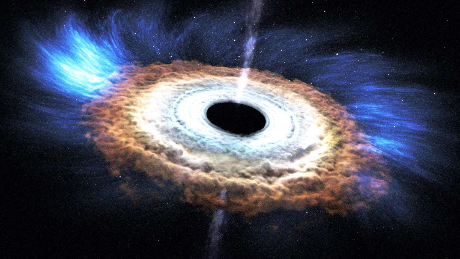 did the beginning of life on earth depend on black holes - HD 1920×1080