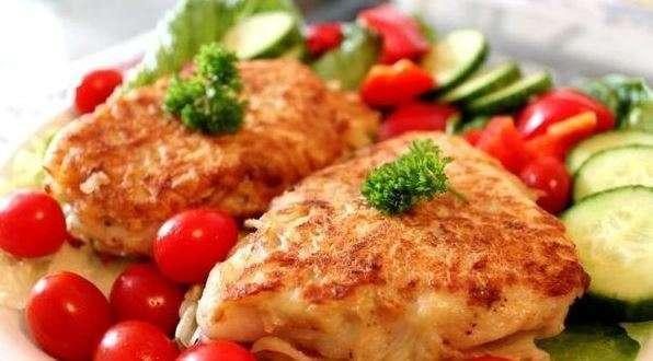 кляр для рыбы картофельный