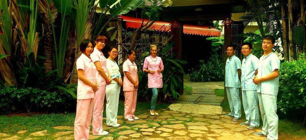 клиники острова хайнань санья