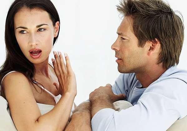 Как понять что мужчина тебя разводит