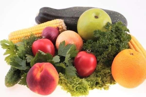 Овощи и фрукты - самое полезное и вкусное, что создала сама природа