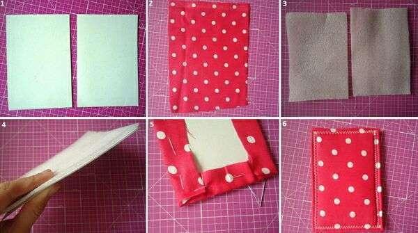 как сделать обложку для тетради