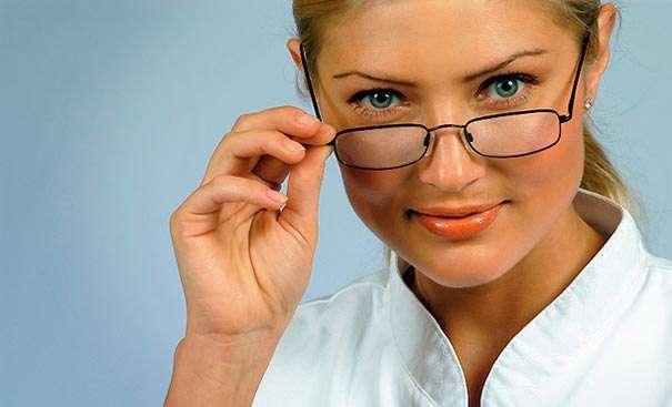 Линзы для восстановления зрения за ночь