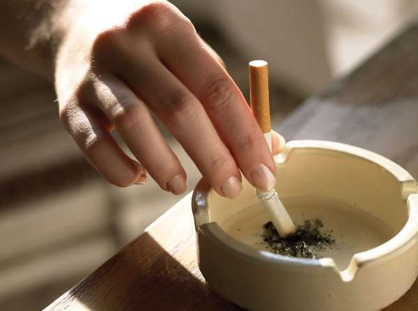 Влияют ли сигареты на вес человека
