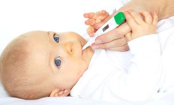 Как сбить температуру у ребенка в домашних условиях 395