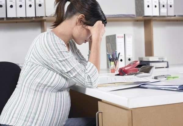 Прогулы по беременности