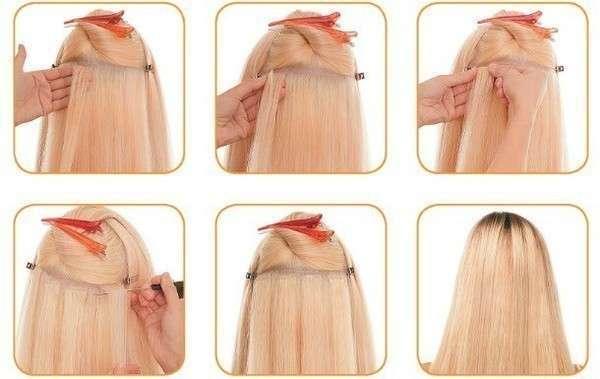 """Как нарастить волосы в домашних условиях быстро и легко? - журнал """"Рутвет"""""""