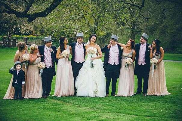 """Английские свадебные традиции — журнал """"Рутвет"""""""