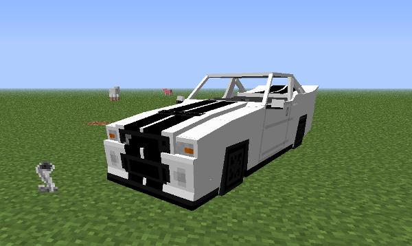 Еще один вариант авто