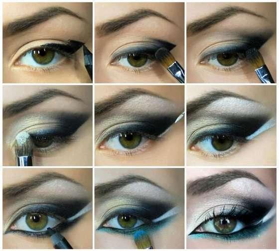 Как сделать макияж Смоки Айс самостоятельно
