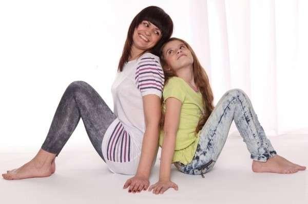 Мать и ребенок - самые близкие люди на свете