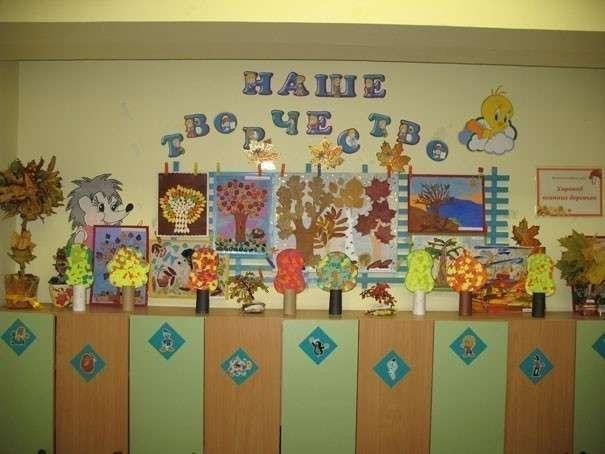 Как красиво оформить уголок природы в детском саду фото