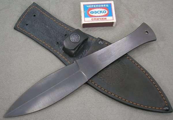 Выбирайте метательный нож по своим предпочтениям