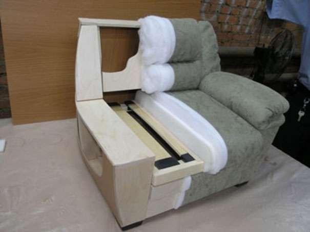Изготовление и мягкой мебели
